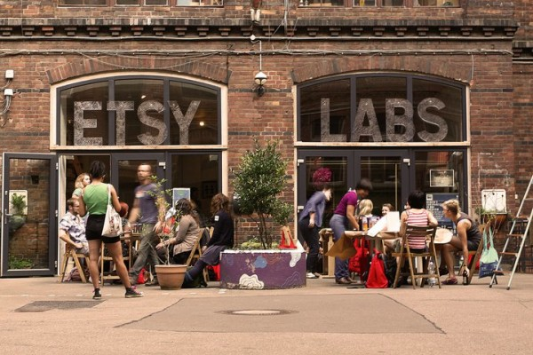 Why US Startups Like Etsy Prefer Berlin Over London