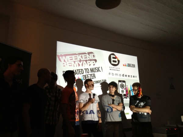 PostrWall Wins BeMyApp Music App Hackathon