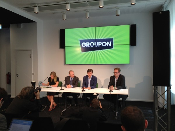 Groupon Set to Diversify into 'Local Trading Place'
