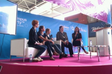 Women in Tech at Campus Party: Berlin Geekettes