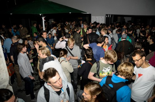 The Best Pics from a Wild Silicon Allee Summer Party