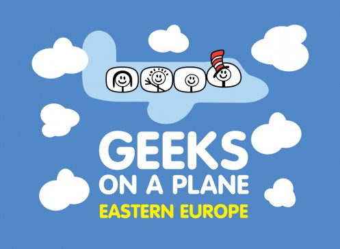 Geeks on a Plane Meets the Pirate Summit – in Berlin!