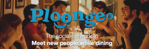 Make Eating Out in Berlin More Social with Ploonge