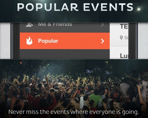 Vamos Adds Popular Events Feature, iOS 6 Support