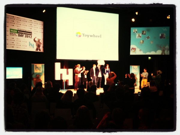Toywheel Triumphs in €10k HY Berlin Contest
