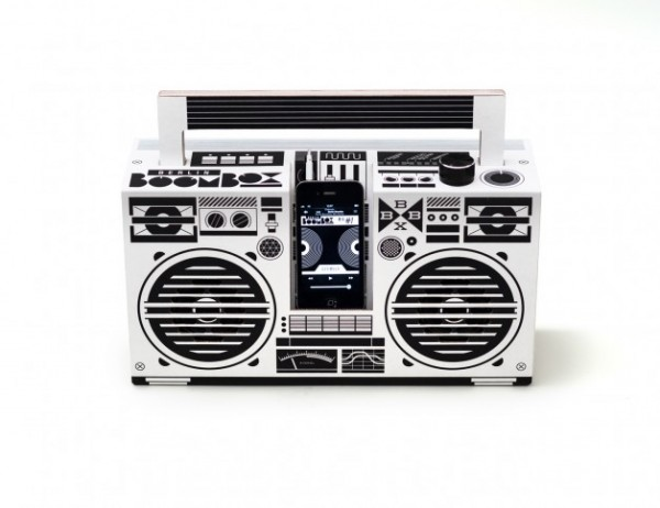 Bringing Back a Classic Old School Look with the Berlin Boombox