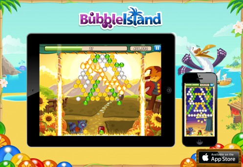 Wooga Bubble Not Bursting With Mobile Releases