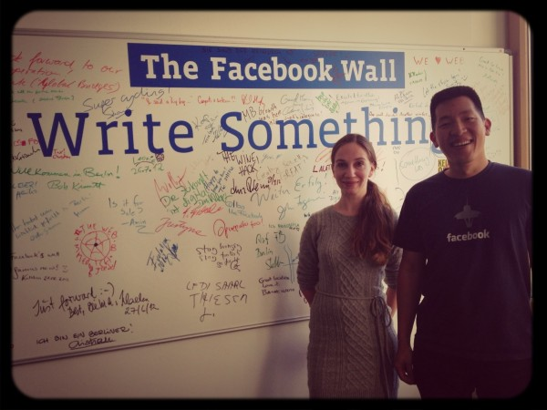 Finding a Cure for Cancer: Philip Su on Facebook's Future