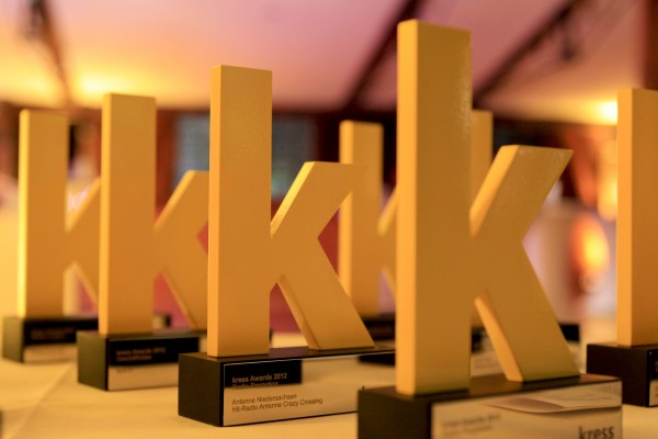 Tape.tv Named Best Digital Business at Kress Awards