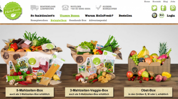 Vorwerk Becomes Newest HelloFresh Investor in Growth Round