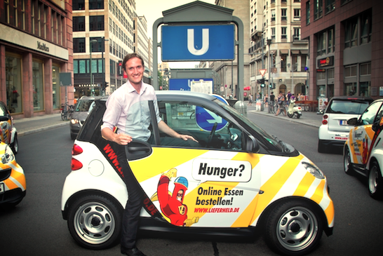 Delivery Hero CEO Hits Out at Alleged Smear Campaign from Rivals