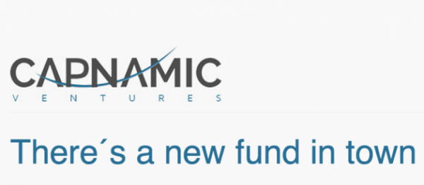 New VC Capnamic Ventures Launches 'Multi-Corporate' Fund