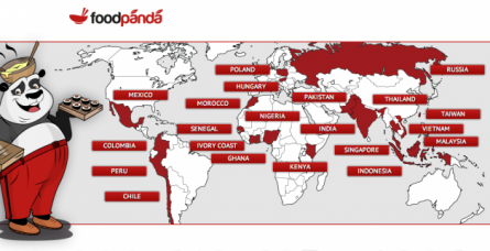 Rocket's foodpanda Launches in 12 New Emerging Markets
