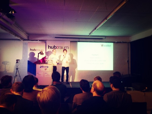 Hub:raum Demo Day Sends Deutsche Telekom a Positive Message