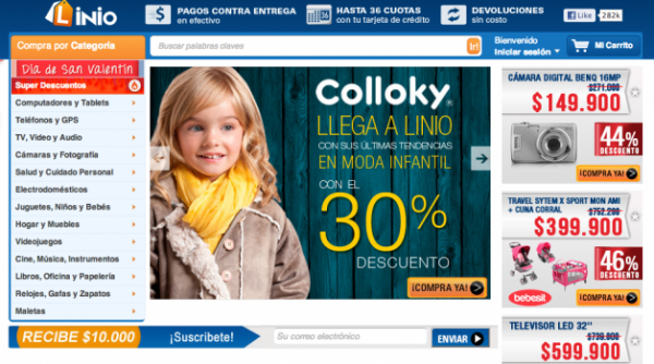 Tengelmann Invests in Rocket's Colombian E-Commerce Firm LINIO