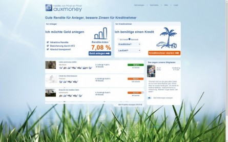 Index, Union Square Give P2P Lending Platform auxmoney $12m