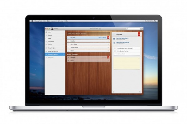 6Wunderkinder Launches First Premium Product, Wunderlist Pro
