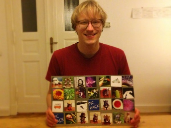 The Third Degree: Jakob Fricke of Picpack