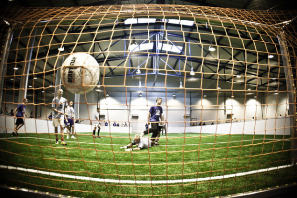 A Different Kind of NETworking – Startup Cup Football is Back