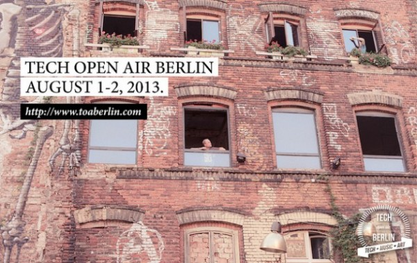 Tech Meets Music and Art: TOA Berlin to Return in 2013