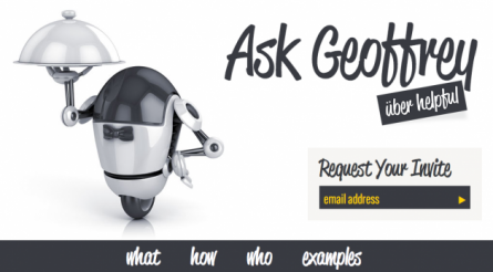 Want to Outsource All Those Annoying Little Tasks? Just Ask Geoffrey