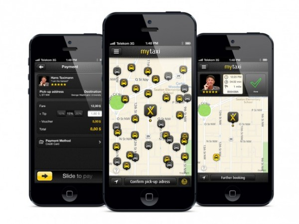 Mytaxi Goes on the Offensive as it Launches Dispatch Software