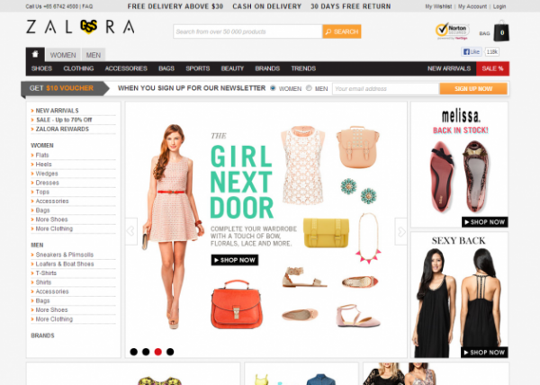 Rocket's Asian Success Story Zalora in Mammoth $100m Round