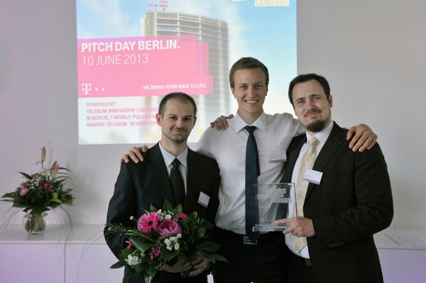 Slovakian Startup Excalibur Wins €500k Telekom Innovation Contest