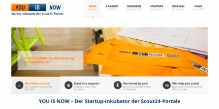 News Round Up: You Is Now Adds to Berlin's Accelerator Bloom