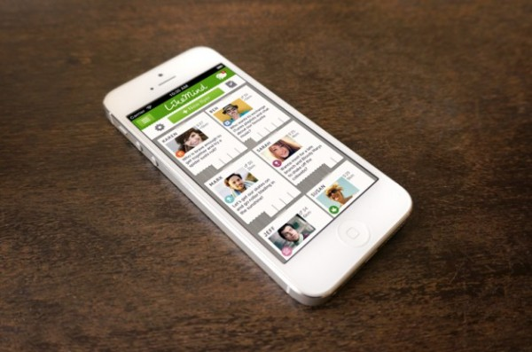 Taking 'Tear-Off' Tabs Digital with People Discovery App Likemind