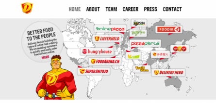 A Hefty Takeaway: Delivery Hero Closes $30m Series D Led By Phenomen