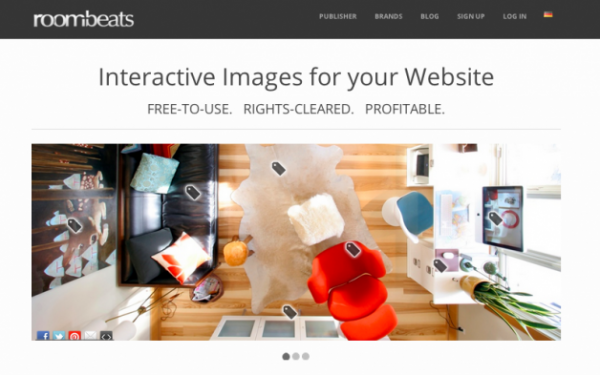 Image Marketing Platform Roombeats Raises €500k Seed Round