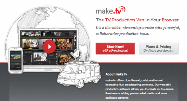 A German in LA: Q&A with Mirta Gilson from make.tv