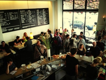Silicon Allee's September Breakfast Meet Up Coming Right Up