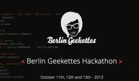 The All-Female Berlin Geekettes Hackathon is Back with a Bang