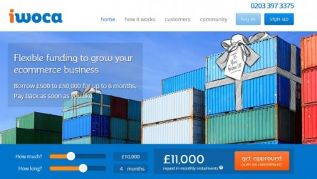Fabian Siegel's GFC Invests in British Ecommerce Funder Iwoca