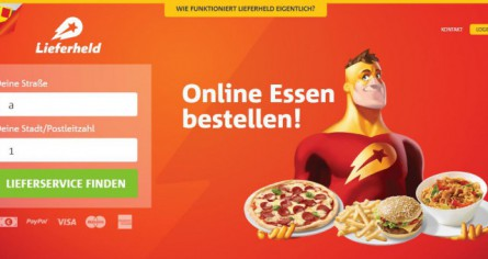 NIB: Delivery Hero Serves Up Series E Round Worth $88m