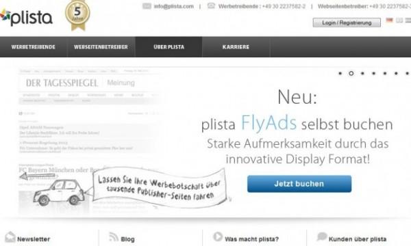 Digital Ad Platform plista Acquired By GroupM