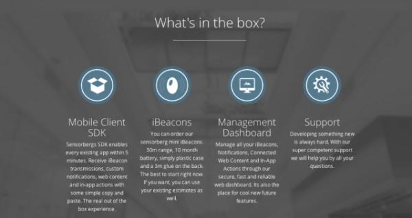 NIB: iBeacon Pioneer Startup Sensorberg Secures €750k