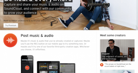 SoundCloud's $60m+ Funding Promises Knock On Benefits for Berlin