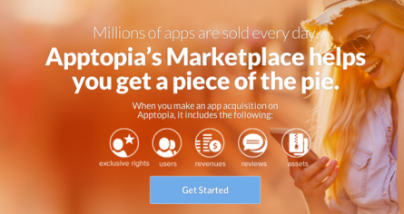 Sedo Founders Invest in Apptopia, Dubbed the, Erm, 'Sedo of Apps'