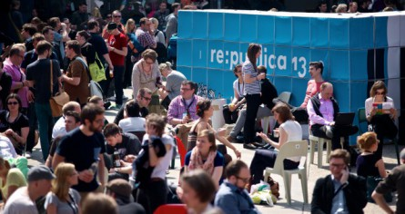 Want To Take Part in re:publica 14? Call For Papers Ends Friday…