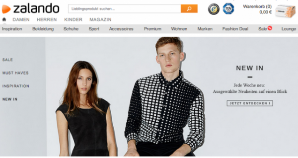 Is Zalando Worth €8.5bn? IPO Rumours Abound as Sales Soar 50 Percent