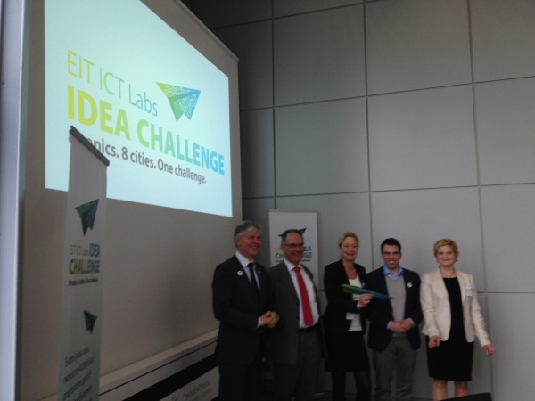 EIT ICT Labs' Idea Challenge Breaking Down Barriers to Pan-European Innovation