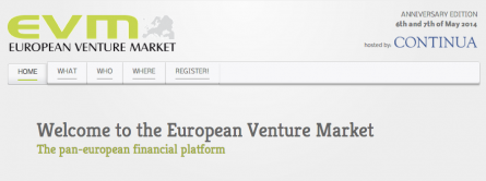 Find the Perfect Investment Match at the European Venture Market