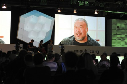 Ai Weiwei, Innovating Africa and Political Memes: A Look Back at re:publica 13