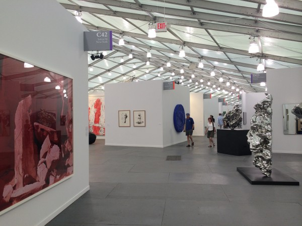 From Pussy Riot to Baby Heartbeats at the Frieze Art Fair in New York