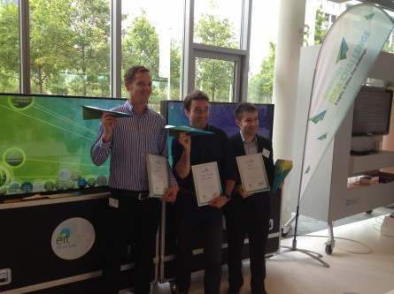 Idea Challenge Finals: Tinnitracks Victorious in the Smartest Square Kilometre in the Netherlands