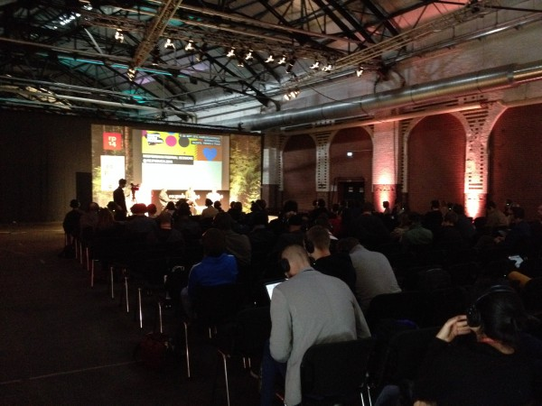 Atheist Shoes to Crowdfunding Festivals: Six Great Ideas Making Noise at re:publica 14