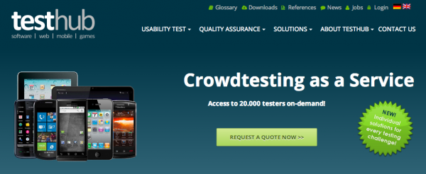 Testhub Acquired By Applause, a Newly-Rebranded uTest